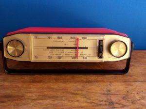 Ραδιόφωνο Continental Edison