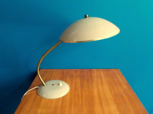 German Bauhaus Table Lamp '50s