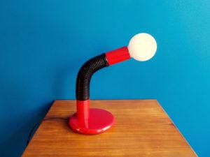 Minimal Italian Table Lamp from Targetti