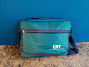 Original Retro ERT,Hellenic Broadcasting Corporation, Bag