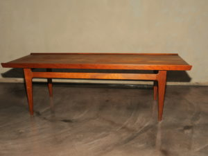 Original Finn Juhl FD532 Large Teak Coffee Table By France & Son, Denmark '50s.
