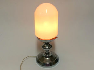 Spage Age Vintage Table Lamp
