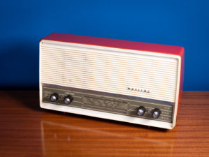 Vintage AM Ράδιο Philips