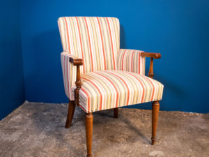 Vintage Armchair Fully Restored