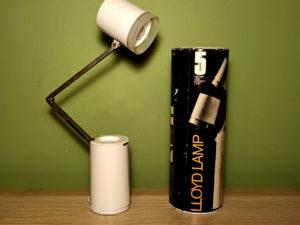 Γνήσια LLOYD Lamp Με Την Αυθεντική Συσκευασία Της !!!