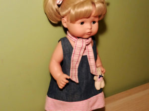 Collectable Vintage German Gotz Doll