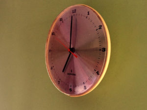 Vintage Ρολόι Τοίχου Siemens