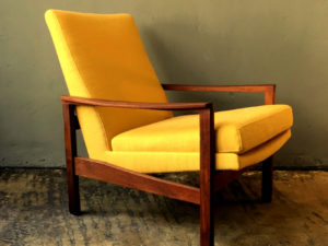 Mid Century Unique STAG Armchair