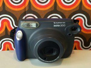Στιγμιαία Φωτογραφική Μηχανή FUJIFILM Instax 200