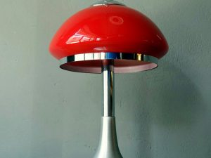 Mid Century Modern Vintage Italian Floor Lamp Light
