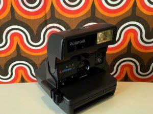 Φωτογραφική Μηχανή Polaroid 636 Close Up