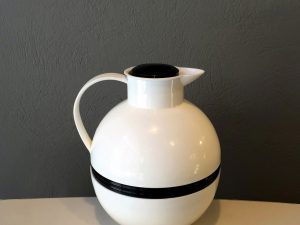 Space Age White Plastic isothermal Teapot / Jug