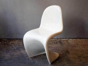 Καρέκλα S Σε Σχέδιο Του Verner Panton