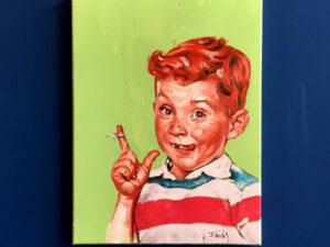 Αυθεντικός Πίνακας Ζωγραφικής Του Κ. Σχοινά