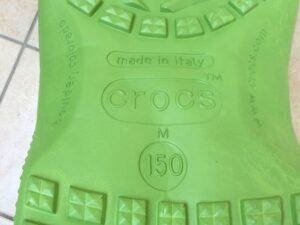 Λαχανί CROC Τεράστιο