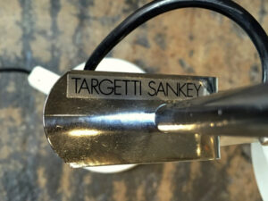 "Desk Lamp ""DOVE"" By Targetti Sankey, Vintage '70ς"