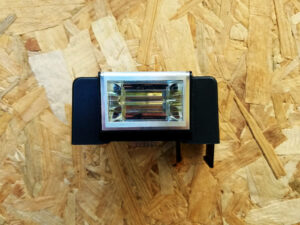Vintage ITT Επιπρόσθετο Φλας Για Μηχανές Polaroid