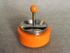 Space Age Sputnik Floor Ashtray Vintage
