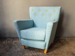 Μοναδική Αναπαλαιωμένη Vintage Πολυθρόνα ΄60ς