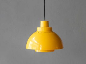 Minisol Pendant Light By K Kewo For Nordisk Solar, Deanmark '60ς