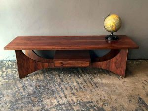 Mid Century Design Long Coffee Table '60s