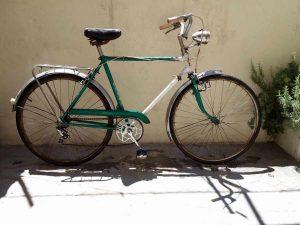 Original Green Phillips Manhattan Bike